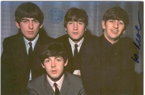 # ma299a            The Beatles rock band cards flown on ISS 2