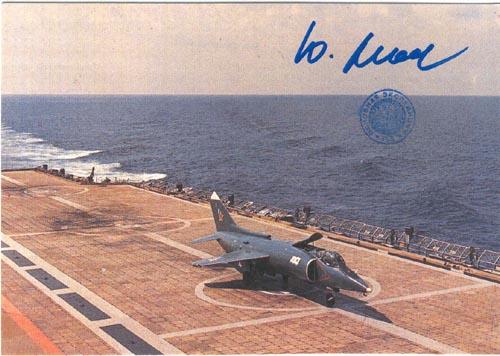 # ma380            Yak-38 Naval VTOL fighter card 1