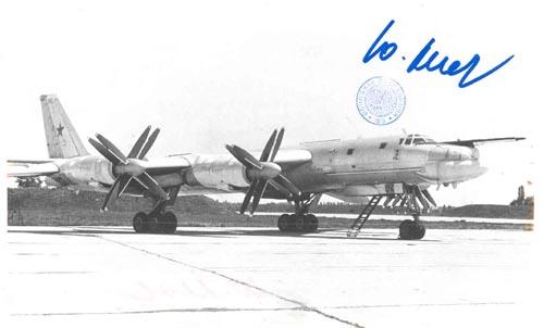 # ma387            Tu-95MS Tupolev bomber photo 1