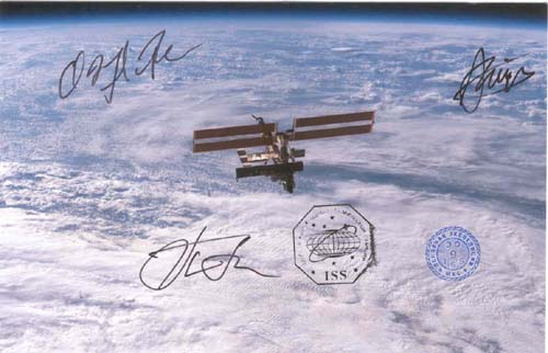 # gp904            Soyuz TMA-4/ISS flown photo 1