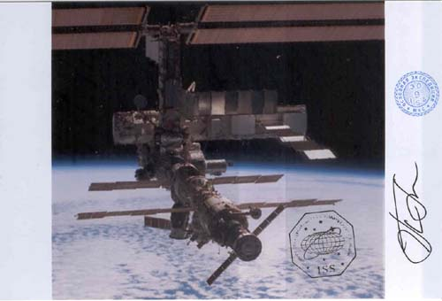 # gp908            ISS flown photo 1