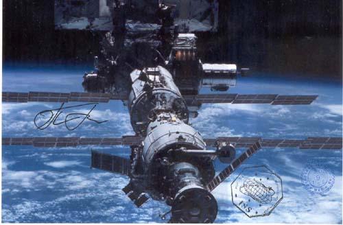 # gp913            ISS-Soyuz flown photo 1
