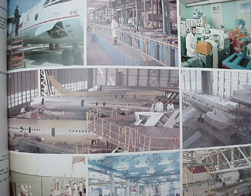 # bvc130            Soviet Aviation on the World Market presentation book 4
