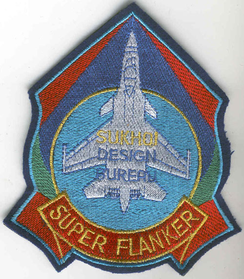 # avpatch168            SU-37 Superflanker Sukhoi Test pilot patch 1