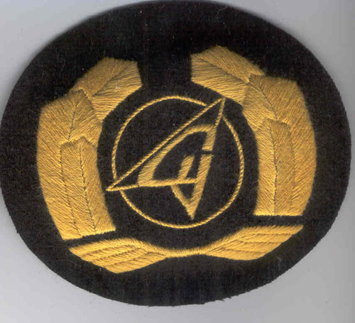 # avpatch176            Sukhoi logo visor hat badge 1