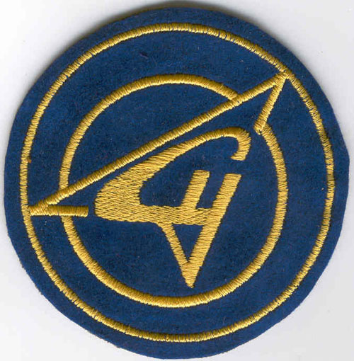 # avpatch100            Sukhoi Design Bureau logo pilot patch 1