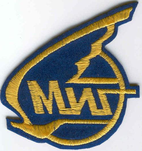 # avpatch120            MIG logo pilot patch 1