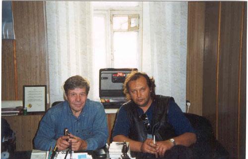 # ic220 With cosmonaut Soyuz-5/4 Yevgeny Khrunov 1