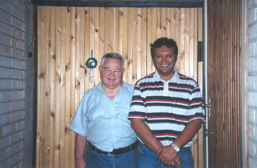 # ic300            August 2002 photos with cosmonaut Georgy Grechko 2