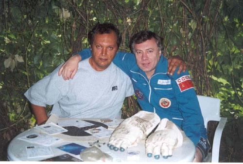# ic540            In the house of cosmonaut Alexander Balandin 1