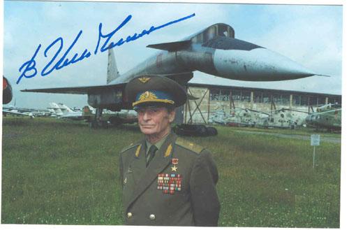# aa100            Legendary Sukhoi OKB Test-Pilot Vladimir Ilyushin 1