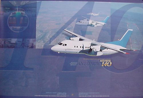 # avpost127            An-140 new airliner 1