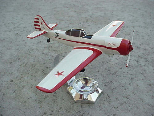 # yaksu120            YAK-50/53 aerobatic aircraft model 1