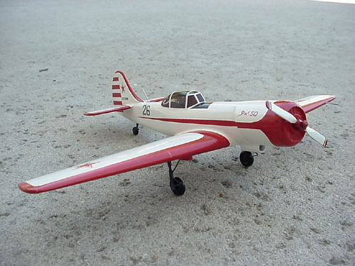 # yaksu120            YAK-50/53 aerobatic aircraft model 2
