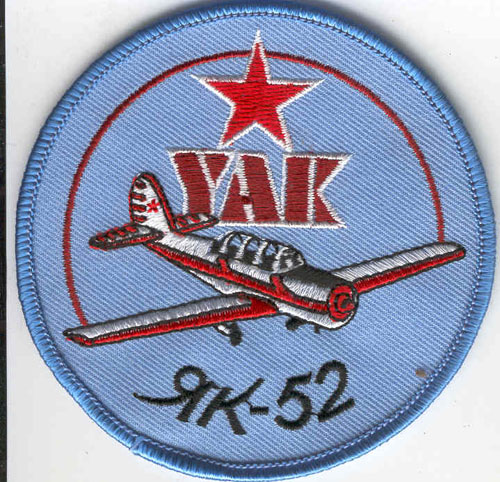 # yaksu218            Yak-52 aerobatic patch 1