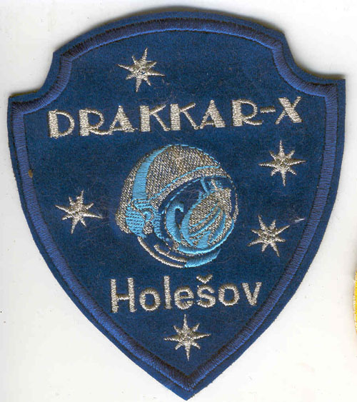 # yaksu234            Czech republic aeroclub `Drakkar-X` pilot patch 1
