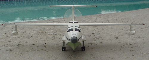 # seapl099            Myasishchev-Aviaspetstrans Arctic sea plane Yamal model 3