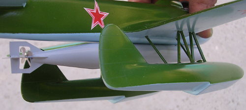 # seapl104            PSN-2 OKB Nikitin bomb/torpedo sea plane carrier 2