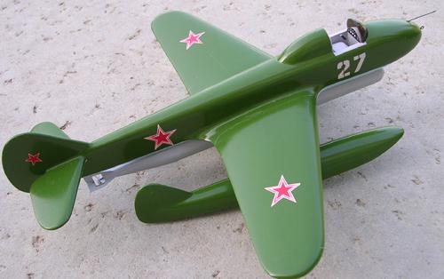 # seapl104            PSN-2 OKB Nikitin bomb/torpedo sea plane carrier 4