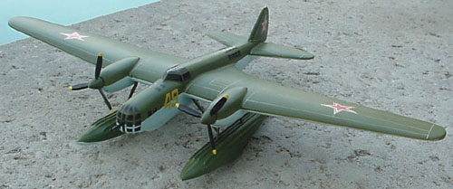 # seapl101            Tupolev ANT-41 twin-float version project 1