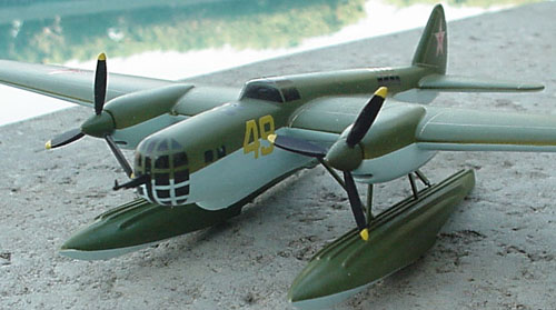 # seapl101            Tupolev ANT-41 twin-float version project 2