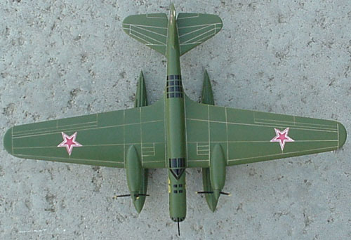 # seapl101            Tupolev ANT-41 twin-float version project 3