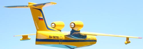 # seapl130            Be-200 sea plane firekiller. 4