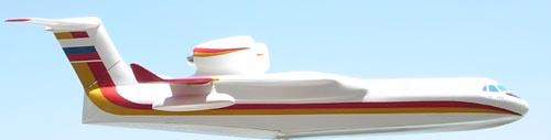 # seapl131            Be-200 model (needs repair-reduced price) 2