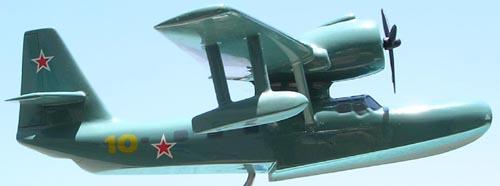 # seapl117            Be-8 (KOR-4) Mole Beriev Factory Model 3