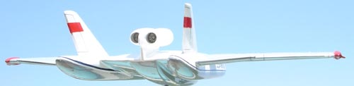 # seapl139            VVA-14 Bartini amphibious VTOL ASW aircraft model from Beriev 4
