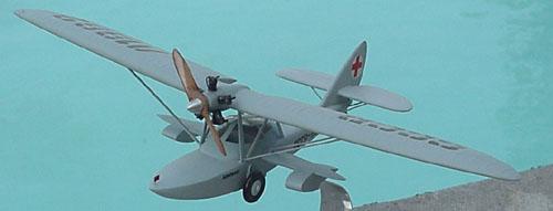 # seapl105            Shavrov SH-2S sea plane 3