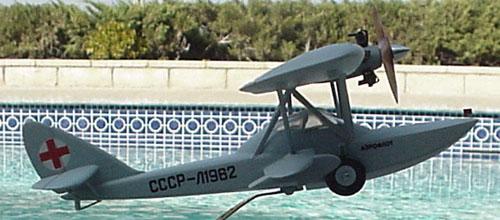 # seapl105            Shavrov SH-2S sea plane 5