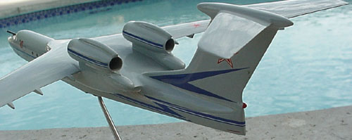 # seapl140            A-40/BE-42 beriev factory presentation model. 4