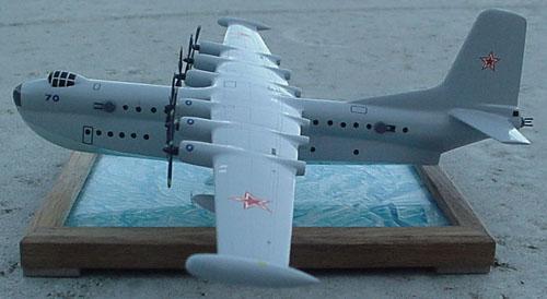 # seapl450            Beriev 1949 patrol-bomber amphibian project 2