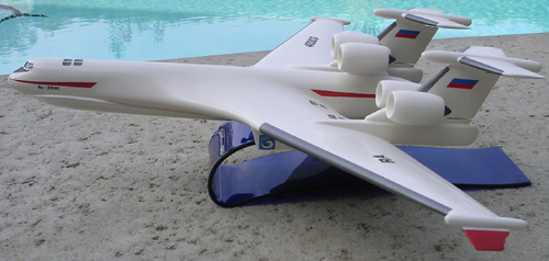 # ep096            Be-2500 amphibian-Ekranoplane 1