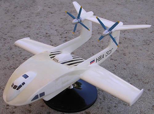 # ep175            NVA-30G ekranoplane 1