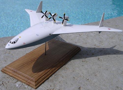 # ep170            Beriev ekranoplane studies 2