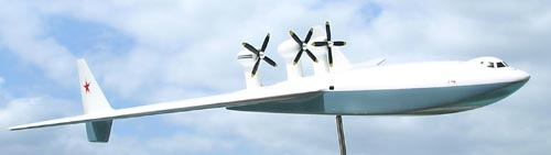# ep170            Beriev ekranoplane studies 3
