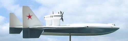 # ep170            Beriev ekranoplane studies 4