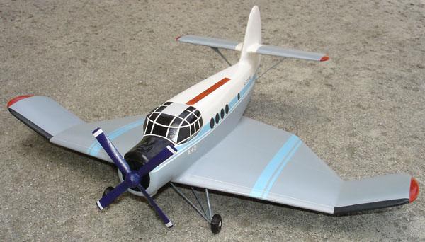 # ep094            An-2E Antonov ekranoplane 1