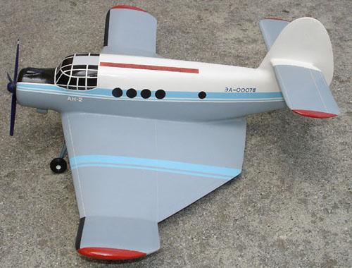 # ep094            An-2E Antonov ekranoplane 2