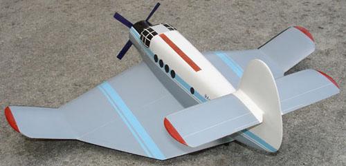 # ep094            An-2E Antonov ekranoplane 3