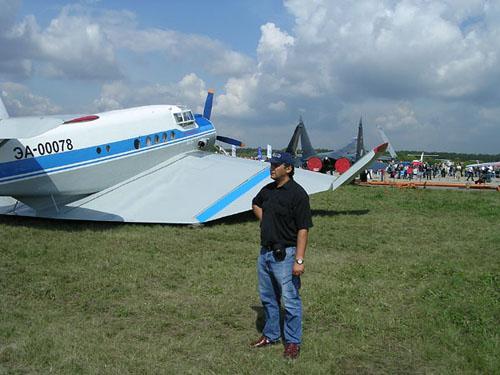 # ep094            An-2E Antonov ekranoplane 4