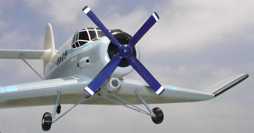 # ep094            An-2E Antonov ekranoplane 5