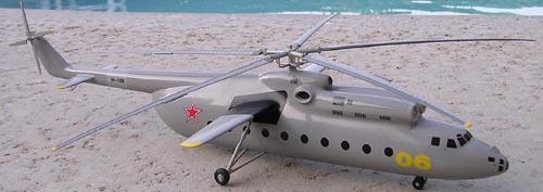 # hm099            Mi-6 Mil model 2