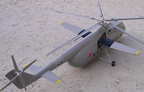 # hm099            Mi-6 Mil model 3
