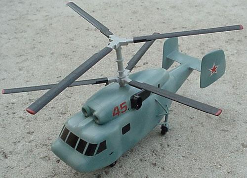 # hm110            KA-29 Kamov`s naval helicopter 1