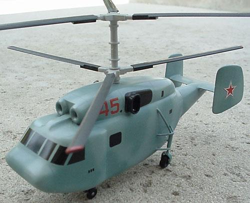 # hm110            KA-29 Kamov`s naval helicopter 2