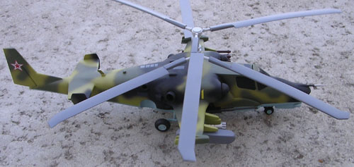 # hm108            Kamov-50 attack helicopter 1
