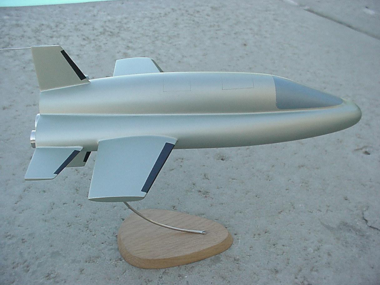 # sm520            PKA space plane 3